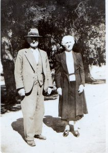 James and Isabella Fullerton. Image courtesy James Horman.
